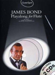 GUEST SPOT JAMES BOND FLUTE