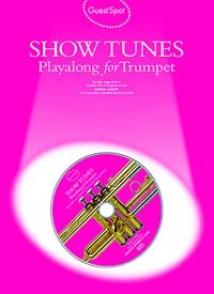 GUEST SPOT SHOW TUNES PLAYALONG TRUMPET