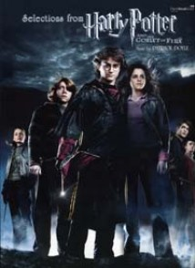 POTTER HARRY AND THE GOBLET OF FIRE PVG