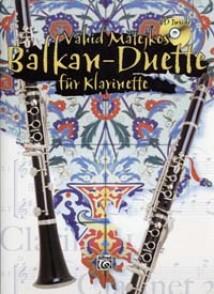 MATEJKOS V. BALKAN-DUETTE CLARINETTES