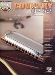 HARMONICA PLAY-ALONG VOL 5 COUNTRY CLASSICS