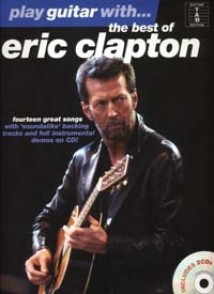 CLAPTON E. PLAY GUITAR WITH BEST OF
