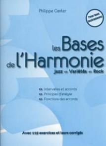 GANTER P. LES BASES DE L'HARMONIE
