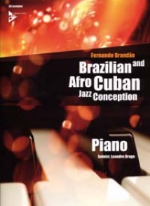 BRANDAO F. BRAZILIAN AND AFRO CUBAN JAZZ CONCEPTION PIANO