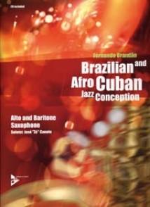 BRANDAO F. BRAZILIAN AND AFRO CUBAN JAZZ CONCEPTION SAXO MIB