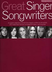 GREAT SINGER SONGWRITERS PVG