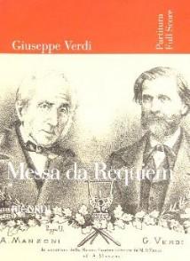 VERDI G. LA MESSE DE REQUIEM CHANT