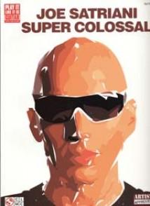 SATRIANI J. SUPER COLOSSAL GUITARE