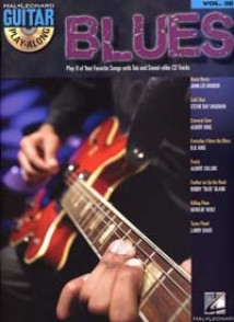 GUITAR PLAY-ALONG VOL 038 BLUES GUITARE