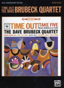 BRUBECK D. QUARTET  TIME OUT TIME PIANO SOLOS 50TH ANNIVERSARY ED.