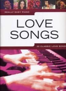 REALLY EASY PIANO LOVE SONGS