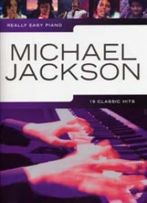 REALLY EASY PIANO MICHAEL JACKSON