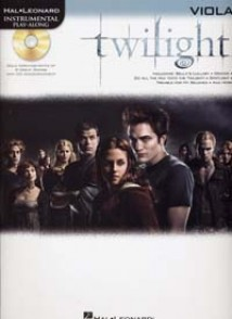 TWILIGHT INSTRUMENTAL PLAY-ALONG ALTO