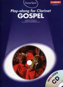GUEST SPOT GOSPEL PLAY-ALONG FOR SAXO ALTO