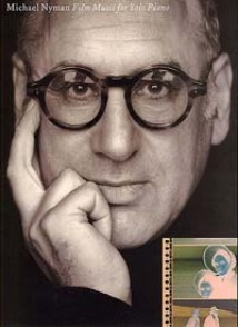 NYMAN M. FILM MUSIC FOR SOLO PIANO