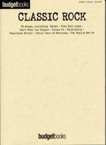 CLASSIC ROCK ( BUDGETBOOKS ) PVG