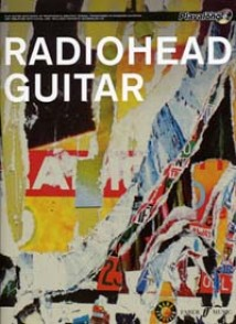RADIOHEAD AUTHENTIC GUITAR PLAYALONG