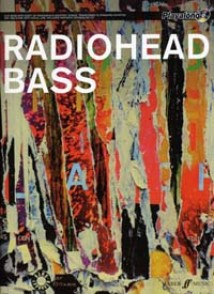 RADIOHEAD AUTHENTIC BASS PLAYALONG