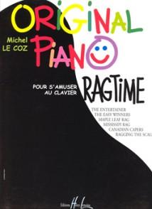 LE COZ M. ORIGINAL PIANO RAGTIME