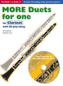 MORE DUETS FOR ONE CLARINET