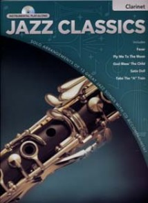 JAZZ CLASSICS FOR CLARINET
