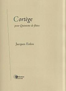 ERDOS J. CORTEGE FLUTES