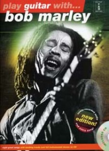 MARLEY BOB PLAY GUITAR WITH