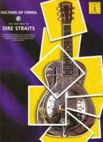 DIRE STRAITS SULTANS OF THE SWING GUITARE TAB
