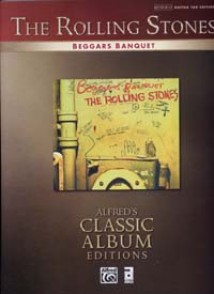 ROLLING STONES (THE) BEGGARS BANQUET GUITARE