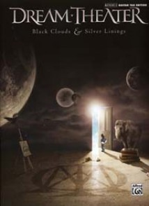 DREAM THEATER BLACK CLOUDS & SILVER LINING GUITARE TAB