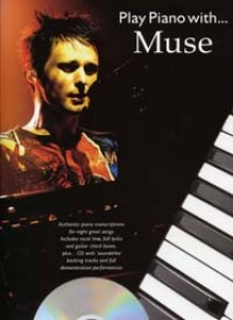 MUSE PLAY PIANO WITH + CD