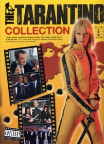 TARANTINO COLLECTION GUITARE