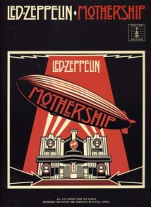 ZEPPELIN LED MOTHERSHIP GUITARE