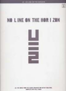 U2 NO LINE ON THE HORIZON GUITAR TAB