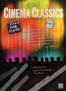 CINEMA CLASSICS FOR FLUTE