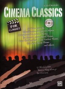 CINEMA CLASSICS FOR CLARINET
