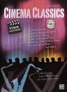 CINEMA CLASSICS FOR SAXO BB
