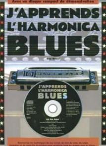 BAKER D. J'APPRENDS L'HARMONICA BLUES