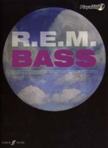 R.E.M. AUTHENTIC PLAY ALONG BASSE
