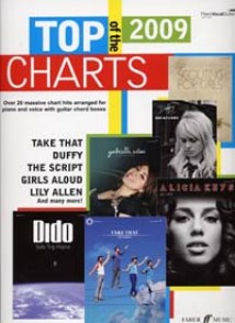 TOP OF THE CHARTS 2009 PVG