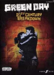 GREEN DAY 21ST CENTURY BREAKDOWN GUITARE