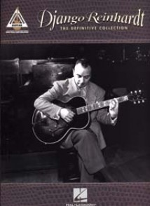 REINHARDT D. THE DEFINITIVE COLLECTION GUITARE TAB