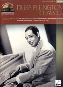 ELLINGTON D. PIANO -ALONG VOL 39 CLASSICS