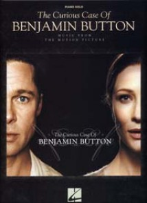 BENJAMIN BUTTON THE CURIOUS CASE OF PIANO