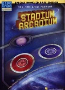 RED HOT CHILI PEPPERS STADIUM ARCADIUM BASSE