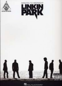 LINKIN PARK MINUTES TO MIDNIGHT GUITARE