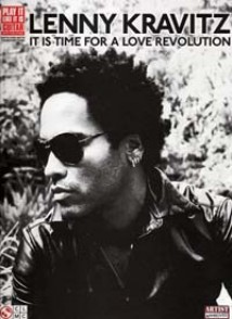 KRAVITZ L. IT IS TIME FOR A LOVE REVOLUTION GUITARE