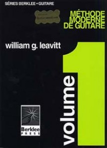BERKLEE/LEAVITT METHODE MODERNE DE GUITARE VOL 1