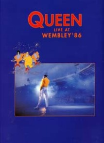 QUEEN LIVE AT WEMBLEY 86 PVG
