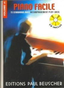 PIANO FACILE VOL 1